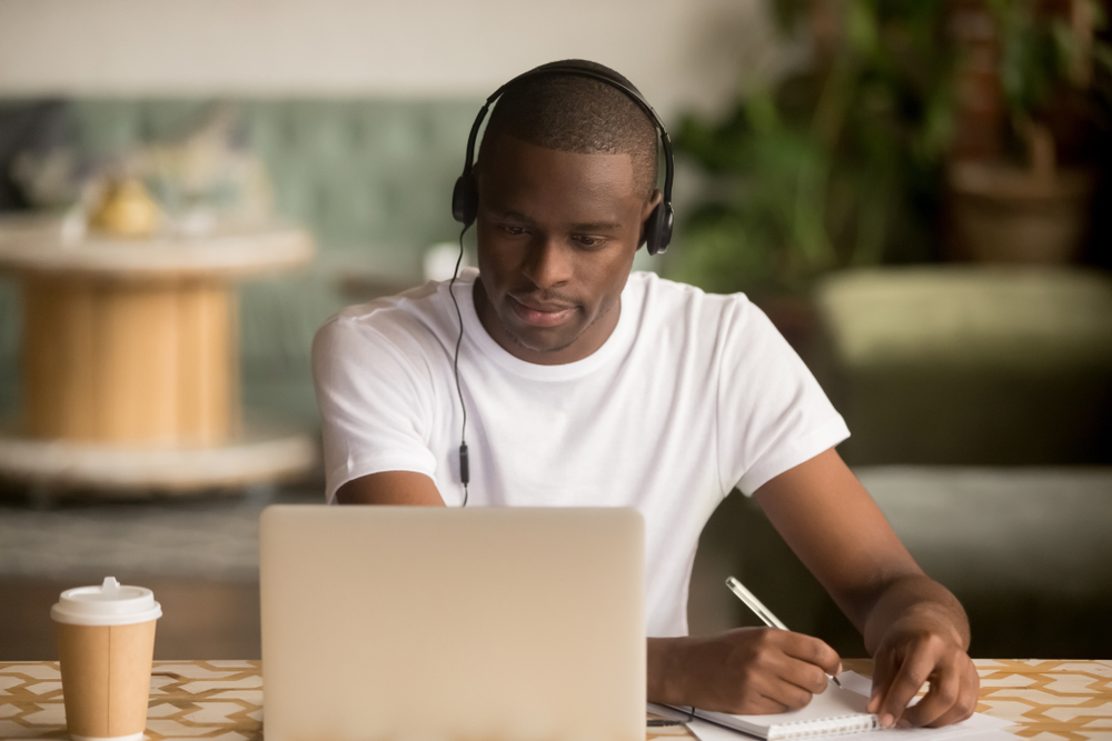 Online learning- University students #1