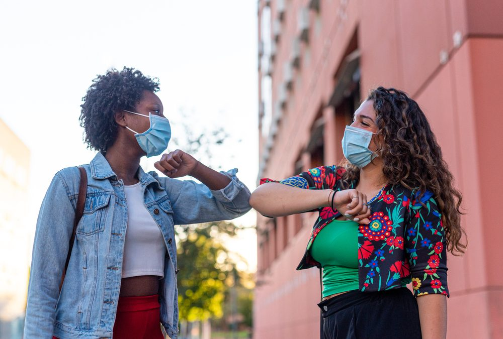 Helping others in the time of a pandemic