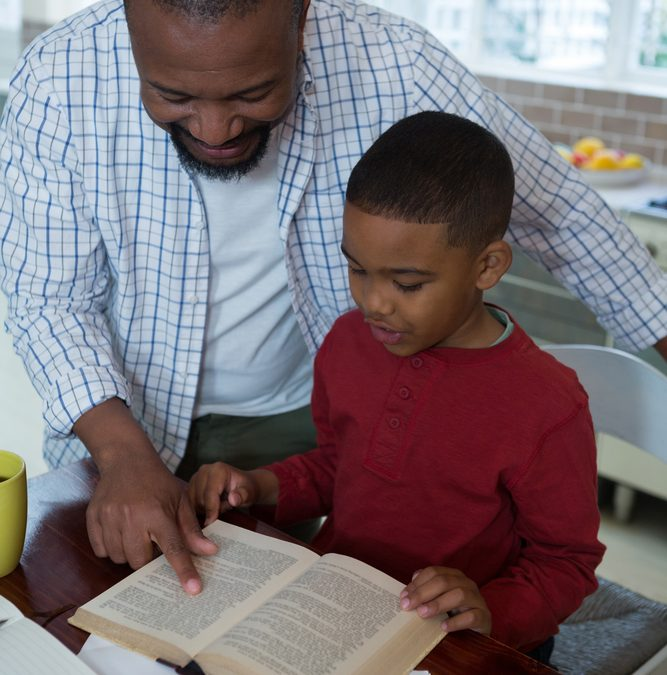 Distance learning: Parent of young children #2
